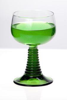 Free Green Cocktail Royalty Free Stock Image - 8263306