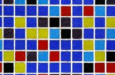 Colourful Tiles Stock Images