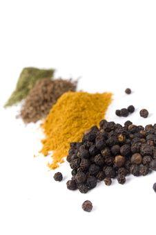 Free Spices Stock Photos - 8264103