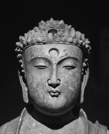 Free Buddha Royalty Free Stock Image - 8264186
