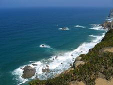 Free Atlantic Ocean Coast Stock Photography - 8264292