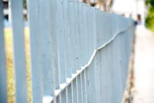 Free Steel Fence Stock Image - 8264791