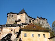 Free Orava Castle Royalty Free Stock Photos - 8264808