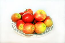 Free Fresh Apple Royalty Free Stock Photo - 8265415
