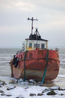 Free Pilot Ship Shipwreck Stock Image - 8265481