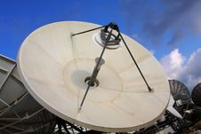 Free Satellite Dish Stock Photos - 8265503