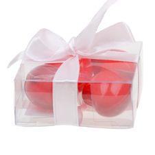 Free Beautiful Present Box Isolated On White Stock Image - 8266171