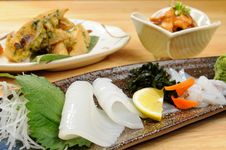 Free Sashimi Royalty Free Stock Images - 8267739