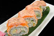 Free Sushi Stock Image - 8267821