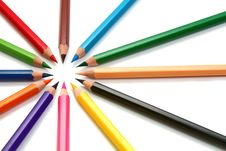 Free Pencils Stock Image - 8268051