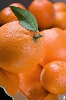Free Oranges Royalty Free Stock Image - 8268206