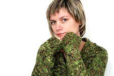 Free Beautiful Woman Stock Photo - 8268830
