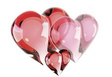 Scarlet Heart Group, Stock Photos