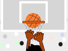 Free Basketball Stock Image - 8269491