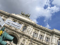 Free Rome: The Palace Of Justice Stock Photography - 8272072