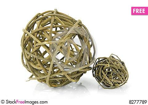Free Decorative Balls Royalty Free Stock Images - 8277789