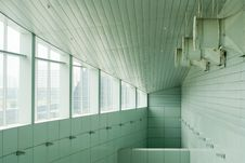 Free Modern Building Interior Royalty Free Stock Photography - 8271087