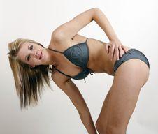 Free Girl In Bikini Stock Image - 8271151