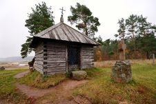 Free Chapel Pushkins Stock Photography - 8271532