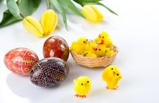 Free Easter Eggs Royalty Free Stock Photography - 8271597