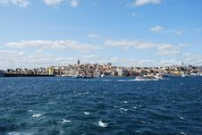 Free Istanbul Panorama Royalty Free Stock Photos - 8271608