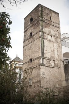 Free Tower In Seville Royalty Free Stock Images - 8271749