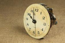 Broken Clock Stock Image