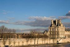 Free Paris Landscacpe Stock Photography - 8272232