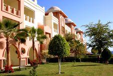 Free Hotel In Makadi Bay Royalty Free Stock Photos - 8272258