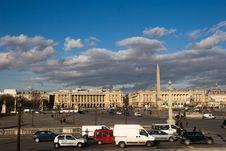 Free Paris Landscacpe Royalty Free Stock Images - 8272279