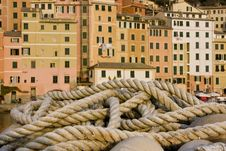 Free Houses And Ropes Stock Image - 8272441