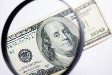 Free Hundred Dollars Stock Image - 8272991