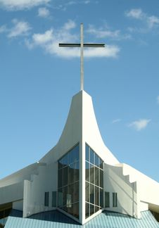 Free Church Stock Photography - 8273162