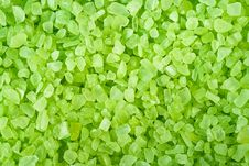Free Green Crystals Stock Photography - 8273472