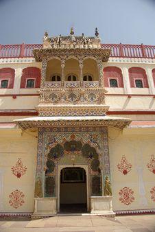 Free Door In Jaipur, Rajasthan Royalty Free Stock Photo - 8273545