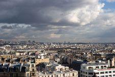 Free Paris Landscacpe Stock Photography - 8273572