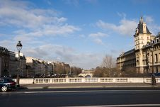 Free Paris Landscacpe Royalty Free Stock Images - 8274129