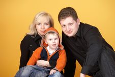 Free Family Portrait Royalty Free Stock Image - 8274406