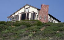 Free House In California Stock Photos - 8274493