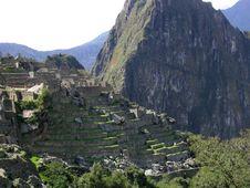 Machu Pichu Royalty Free Stock Photography