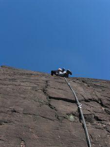 Free Climber Stock Photos - 8274803