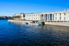 Free Saint Petersburg Canal Royalty Free Stock Photography - 8274817