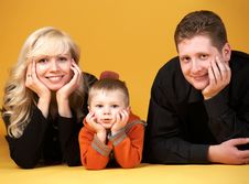 Free Family Portrait Royalty Free Stock Photography - 8274987
