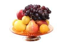 Free Fruits In A Vase Stock Photography - 8275672