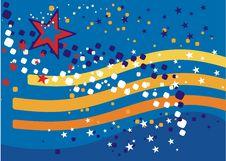 Free Celebration Background Royalty Free Stock Photos - 8275698