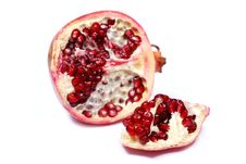 Free Red Pomegranate Stock Images - 8275764
