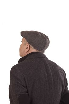 Free Senior Man Royalty Free Stock Photography - 8276007