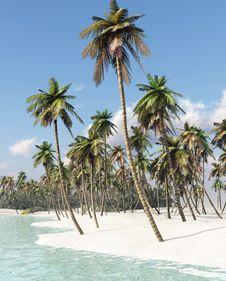 Free Dream Island Royalty Free Stock Photo - 8277265