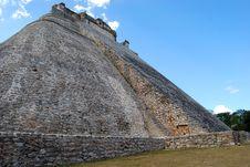 Free Maya Ruin Stock Photo - 8277970