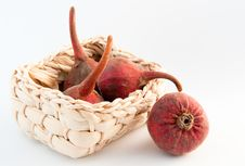 Free Basket Of Fresh Figs Royalty Free Stock Image - 8278086